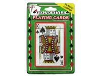 Playing cards are best for game night, poker parties