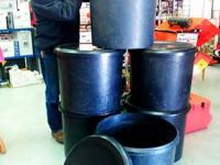 ~PLASTIC TUBS~heavy duty, food grade for storage,