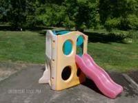 Plastic childrens slide, please see photo. please call