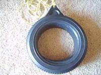 Plastic tire swing like new $10  Location: Carthage