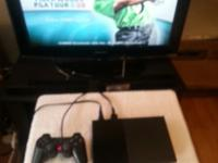 I have a Playtation 2 game system, with 1 game, 2 ( 8md