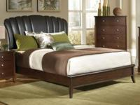Brand new from dealer. Features vinyl headboard, felt