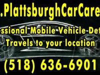 I am offering a mobile car care service. I will travel