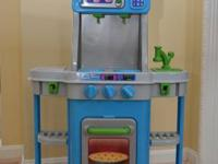 Play Kitchen.  Like new.  Perfect for hours of pretend