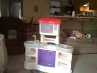 i have a used play kitchen in very good condition. i