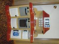 childrens play kitchen. gently used . . . still in