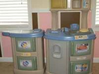 Little Tikes Play Kitchen. In good shape. email or call