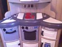 For sale, Two children's play kitchens. Asking $20 for