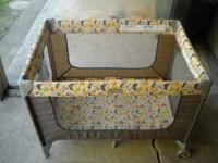 childrens play pen...in good condition, no rips or