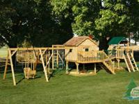 Play houses.       Create Yard Memories!   From the