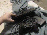Play station 2 for sale, in good condition. Comes with