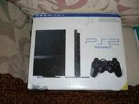 PLAY STATION 2 / SLIM , LIKE NEW,  SEE MY OTHER ADD FOR