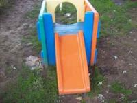 Heavy duty play gym for younger kids or toddlers Asking