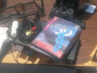 Play Station 2 n excellent condition come with 4 games