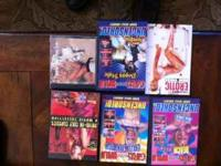 A few random DVDs for sale Playboy - erotic home video
