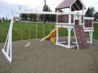 This special Olympic Runner Playset is a great addition
