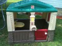 play house for sale. kids grew out of this toy. 100.oo