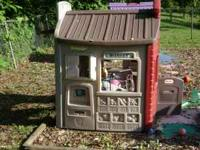 playhouse only two year old paid 300 for asking 75.00