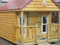 FOR SALE PLAYHOUSES & SHEDS  Fred   TUFF Construction &