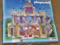 Playmobil Fairy Castle $100 Kids loved this thing!! So