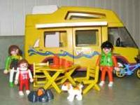 ADVENTURE SERIES VACATION CAMPER #3945 Comes with the