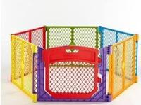 Playpen Baby Kids Safety Play Center Home Indoor Large