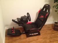 Mint condition Forza 4 playseat plus shifter mounted.