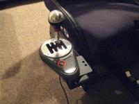 Great Condition.  Also selling TH8RS shifter for 125
