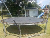 Playset in good condition, list for $700.00, will take