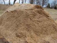 We have 90 yards of state licensed play set mulch. This