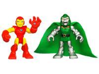 Imagine heroic battles with this Marvel Super Hero