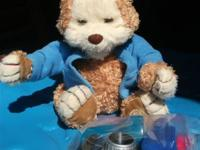 T.J. Bearytales made by Playskool Talking/Read along