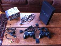 I have a Playstation 2 console that has your name on