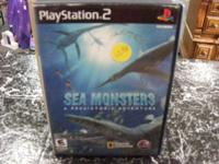 Sea Monsters (A Prehistoric Adventure) - $12.50,