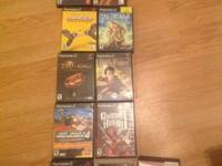 Playstation 2 games $2 each OBO  Meet on Rayford or