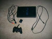 Full working Playstation 2 computer game system. It
