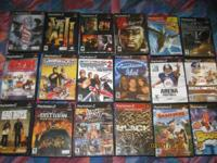I have a great deal of PS 2 video games for sale.