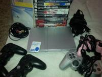 Used Excellent condition PS2 with original box, 2