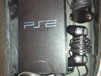 For sell is a playstation 2 video games system with 2