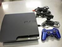 HEY GUYS,   WE ARE NOW SELLING A  PLAYSTATION 3 WITH
