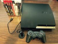 For sell is Excellent condition Playstation 3 160GB