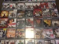 Ps3 games   Nba 2k14-$25 Modern warfare 2-$5 Ninja