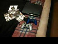 I have for sale a moderately used Playstation 3. Works