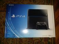 I'm presently offering my PS4 for $350 It is in pointer