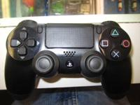Playstation 4 controller for sale! Standard black
