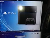 Hey guys I have 2 PLAYSTATION 4 ONLY FIRST CALLERS WILL