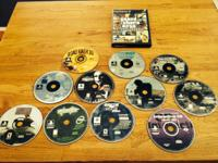 Traditional collectable PSI games. Playstation I and