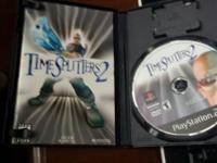 PlayStation 2 Time Splitters 2. Reduced to $12.00