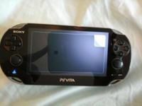 PlayStation Vita 3G/WiFi model with 16 games, 8GB