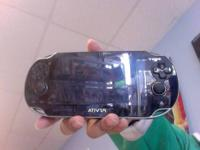 SONY PSVITA FOR SALE ONLY $180.  DOLLARS GREAT